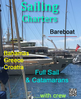 Tradtional Sailing Charters