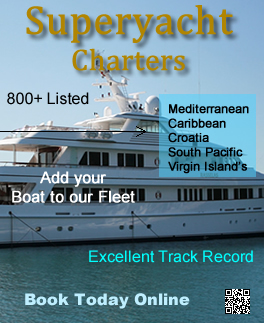 Superyacht Charters