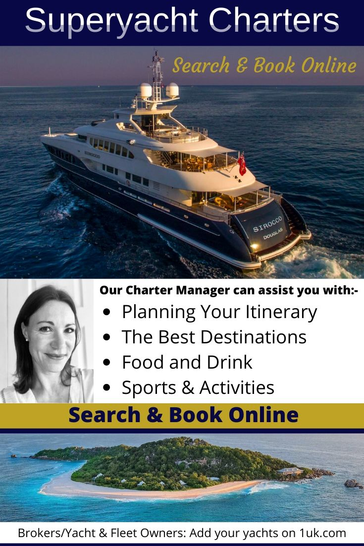 This Luxury Yacht for sale by Schaefer is also available for charter in the Mediterranean