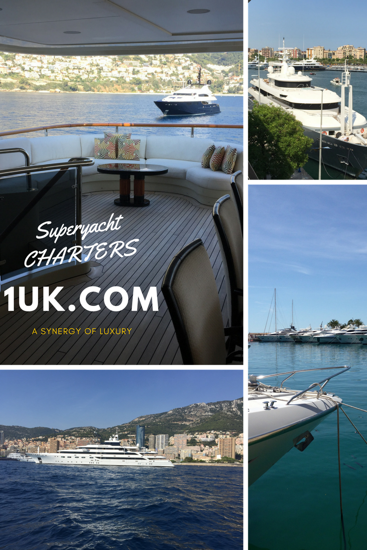 Superyacht Charter in the Mediterannean via our cental agency.