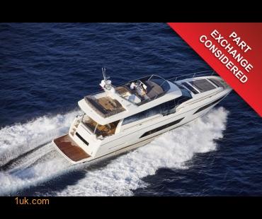 Prestige 680 Yachts for sale in the UK
