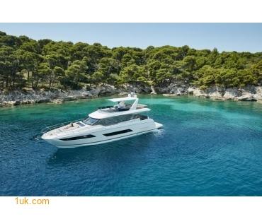 Prestige Yacht 680: New Motoryacht for sale England.