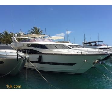 Buy now Prestige Yacht 680: New Motoryacht for sale England.