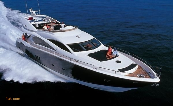 Sunseeker yachts for sale in Caribbean