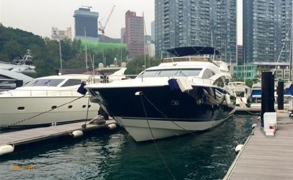 Used Sunseeker yachts for sale in Scotland