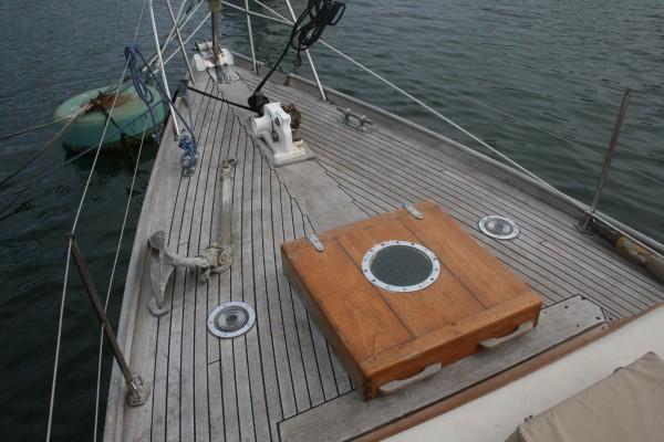 43′ Camper and Nicholson sloop Falmouth