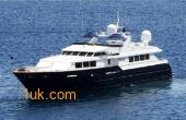 121 Broward Broward 121 Luxury Yacht 1990