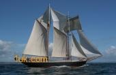Top Sail Schooner by Rhoose Shipbuilders