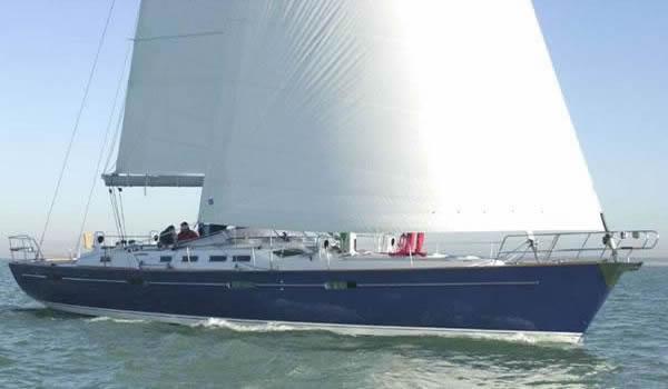 Beneteau 57 Sail
